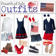 Fourth of July Outfits     Polyvore