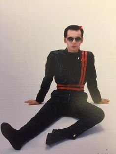 Gary Numan, 1980s Style, Jean Michel Jarre, Stranger Things Steve, New Romantics, Music And Movement, Post Punk, Old Boys, My Favorite Music