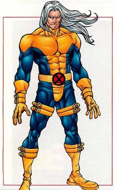 When Joseph first appeared, he seemed to be the familiar character of Magneto, except he was mysteriously younger which was believed to be due to his near-death orbiting Earth, somehow his body had been rejuvenated by Earth's electromagnetic field. His amnesia was attributed to Magneto's wind-wipe at the hands of Xavier.
