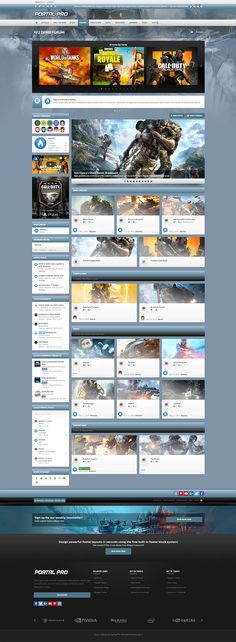 25 Best Xenforo Themes | Gaming Xenforo Styles images in 2019