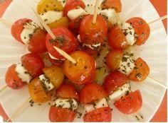 aperitivos faciles y rapidos | Rápidos y fáciles de preparar