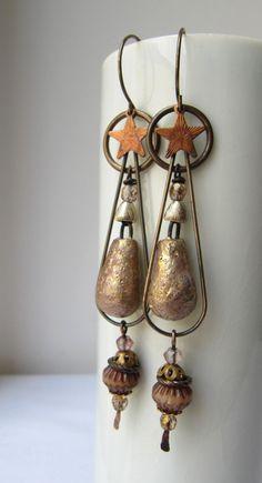 interesting earrings