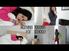 ♡Morning Routine For School!♡