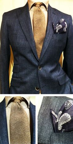 #wdalipjrshares: The texture of the tie is super!