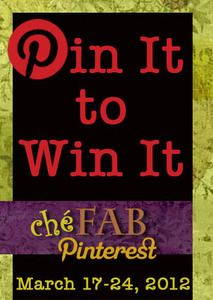 Cherrywood Fabrics Pin It to Win It  http://chefab.cherrywoodfabrics.com/product/pin-it-to-win-it-contest