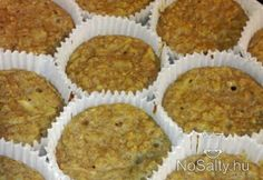 Cukormentes almás-fahéjas muffin Kefir, Sweets, Cooking, Breakfast, Recipes, Food, Diets, Kitchen, Morning Coffee