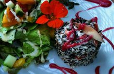 Eating raw foods is an excellent way to increase your nutrient profile while trying new delights such as Chef BeLive's Herbal Truffle Risotto.