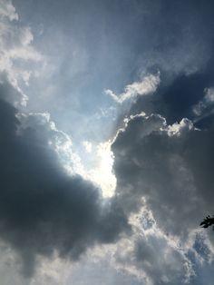2016년 7월 10일의 하늘 #sky #cloud #sun