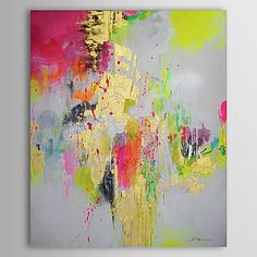 Hand Painted Oil Painting Abstract 1305-AB0590 – USD $ 69.99