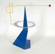 kinetic art sculpture or stabile - I could see Ian loving this sort of project, but I'm not sure how the girls would care for it.