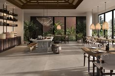 Find the balance between exotic and neutral, as LaFaenza's Conkreta & Mukka range finds its balance between warm and cool, tactile and elegant. Tiles, Flooring, Architectural Inspiration, Interior Inspiration, Tiles For Sale, Kitchen Wall Tiles, Concrete Floors, Home Decor, Tile Companies