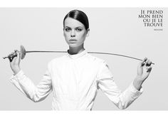 FENCING - ANORMALMAG on Behance