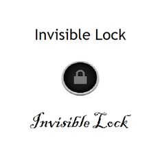 Put invisible lock to your device