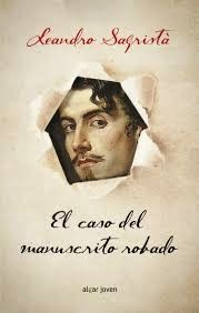 """El blog de la Biblioteca: """"El caso del manuscrito robado"""" de Ed. Algar"""