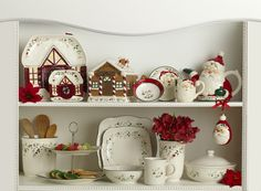 These charming Winterberry exclusive items can be found at Pfaltzgraff.com!