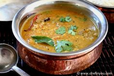 Sambar Recipe | South Indian Sambhar Recipe