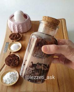 """20.2b Beğenme, 379 Yorum - Instagram'da lezzet-i_ask (@lezzeti_ask): """"Videoyu sonuna kadar izlemenizi tavsiye ederim🙈 Sevdiyseniz begenilerinizi beklerim ❤Kaydedip…"""" Chocolate Cake, Cake Recipes, Pudding, Sweets, Desserts, Food, Instagram, Cakes, Turkish Cuisine"""
