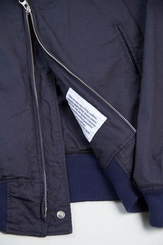 Navy Engineered Garments Aviator Jacket - One of my all time favourite pieces. Always in my rotation.
