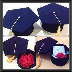 DIY. Graduation gift for bestfriend :D