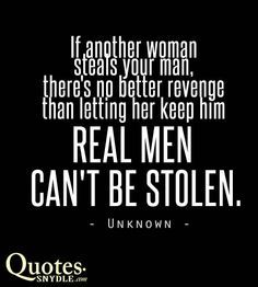 I hope you know he's cheating on you too & it's only a matter of time that you'll get exactly what you both deserve.