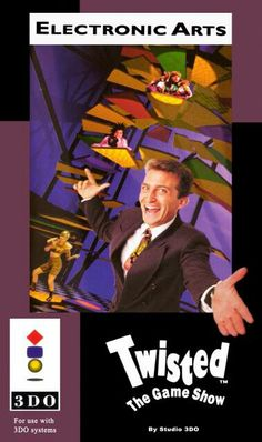 Twisted The Game Show for Panasonic 3DO