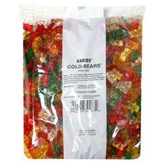 Haribo Gummi Candy Gold-Bears, 5-Pound Bag $13. Candy bar item