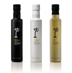 Etesian Gold - Olive Oil.  Love the tree image.