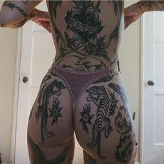 "thantos-: ""Tattoo Blog """