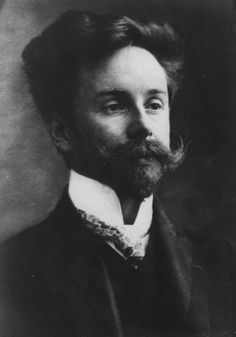 Alexander Nikolayevich Scriabin (1871–1915) Russian composer & pianist. Scriabin's early work is characterised by a lyrical & idiosyncratic tonal language influenced by Frédéric Chopin. Later in his career Scriabin developed a substantially atonal & much more dissonant musical system, accorded to mysticism. He is considered by some to be the main Russian Symbolist composer. Scriabin was one of the most innovative & most controversial of early modern composers