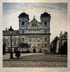 Jesuit Church 150 years ago .... by kanton44. @go4fotos