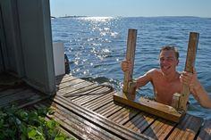 Saunaship Cruise, Helsinki