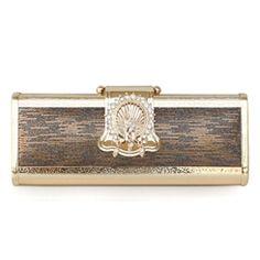 New Fashion PU Metal Shell Evening/Wedding Handbag