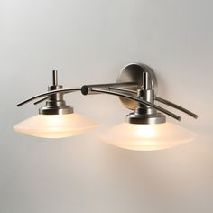 Found it at Wayfair - Structures 2 Light Vanity Light