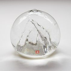 swiss snow globe!