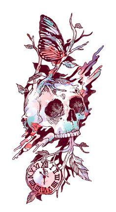 Mors et Natura 2.0  by Norman Duenas