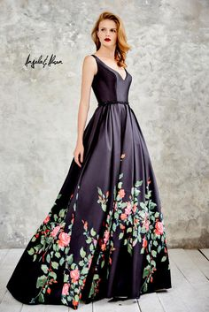 cc599a79cce Angela and Alison Long Prom 771055 Angela and Alison The Ultimate Womans  Apparel. PROM USA · Floral Prom Dresses