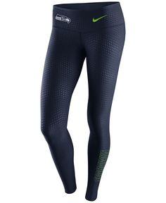 Nike Women's Seattle Seahawks Legend Leggings
