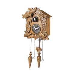 Kendal Handcrafted Wood Cuckoo Clock *** Check out this great product. (This is an affiliate link and I receive a commission for the sales)