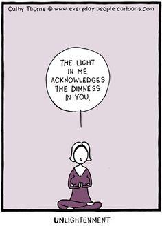 just a little yoga laugh...
