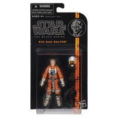 Star Wars The Black Series Dak Ralter Figure, 3.75""