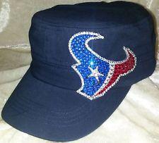 Houston Texans Rhinestone  Hot Fix 393afc001c6c