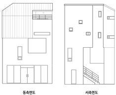【대구 협소주택】 대지 19평 땅에 지은 상가 주택