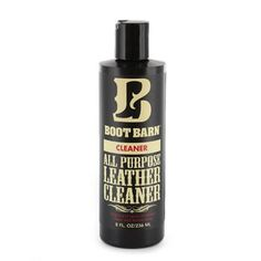 Boot Barn® All-Purpose Leather Cleaner