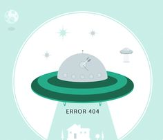 Free 404 Error Page PSD Template Download