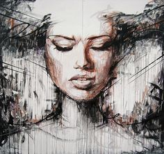 """""""Sand, Sea and Spray"""" Danny O'Connor DOC Live Paint Blackpool 2012 by Art By Doc, via Flickr"""