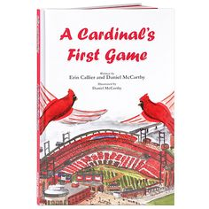 St. Louis Cardinals - A Cardinal's First Game Book - MLB.com Shop