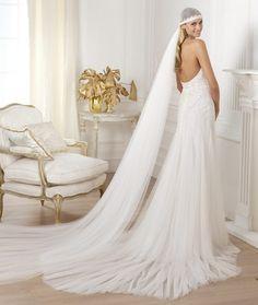 Diseñadores de vestidos de novia ¡Tendencias de Moda!