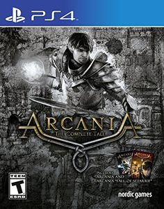 ArcaniA - The Complete Tale - PlayStation 4 by Nordic Games, http://www.amazon.com/dp/B00TKLFOKQ/ref=cm_sw_r_pi_dp_L12hvb0AMTP4K