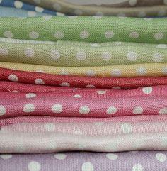 polka dots sarah hardaker fabrics