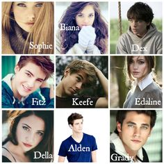 :O Grant Gustin as Alden? ... My entire view on Alden has now changed...